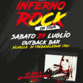 Inferno Rock all'Outback Bar