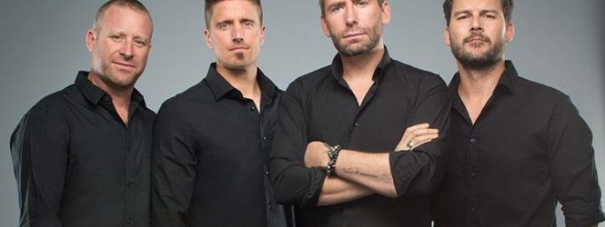 I Nickelback in Italia