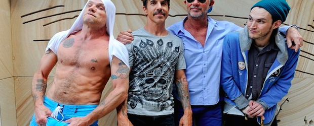 I Red Hot Chili Peppers pubblicano la tracklist del nuovo album