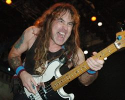 Steve Harris: live in Italia con la sua band