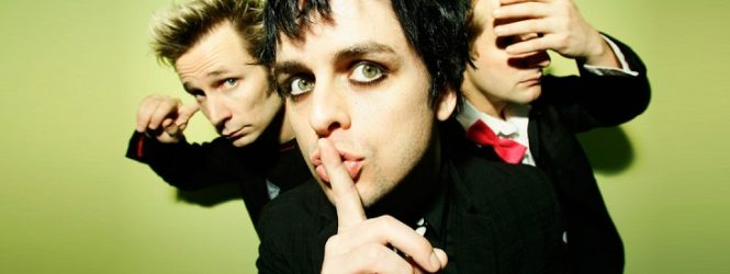 I Green Day arrivano al cinema