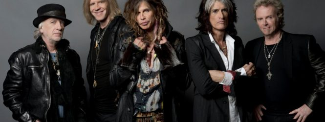 Aerosmith: tour d'addio
