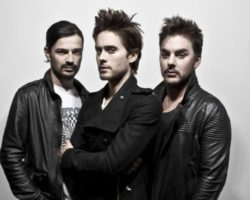 Thirty Second to Mars: nuovo singolo