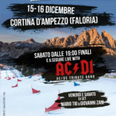 Snowboard world cup / Media partner Radio Marilù