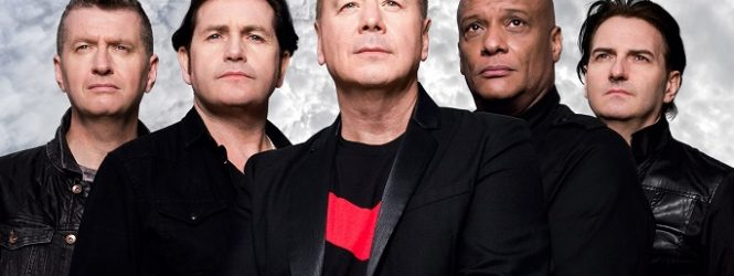 I Simple Minds in Italia per sei date
