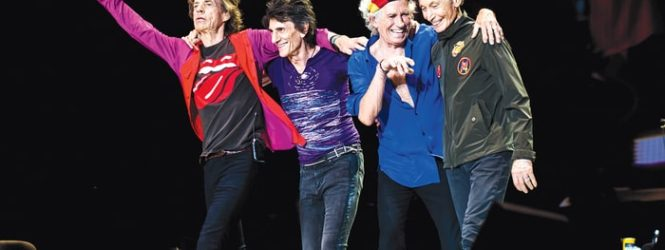 Rolling Stones a Lucca: città blindata