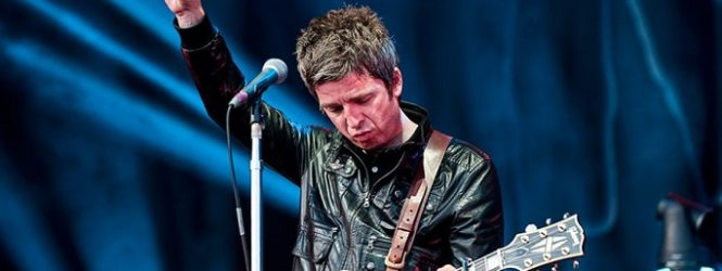 Noel Gallagher: live a Napoli