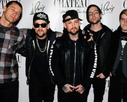 Good Charlotte in tour