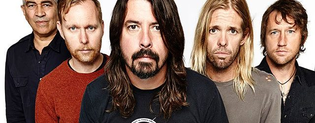 "Foo Fighters e il brano ""Exhausted""."