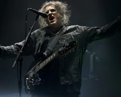 The Cure arrivano in Italia