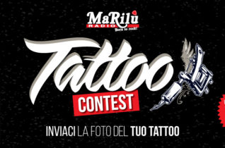 Tattoo Contest – Radio Marilù