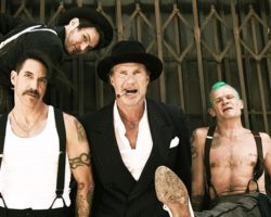 Red Hot Chili Peppers suoneranno in Egitto