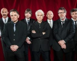 King Crimson in Italia per il tour