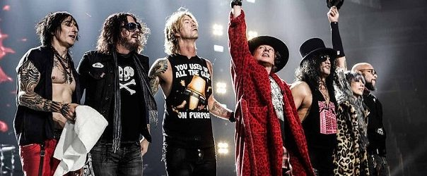 Nuovo album in vista per i Guns N' Roses
